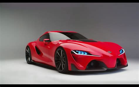 Supercar Wallpaper 2014 by 2014 Toyota Ft 1 Concept Supercar H Wallpaper 2560x1600