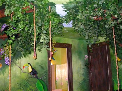 jungle rooms design dazzle