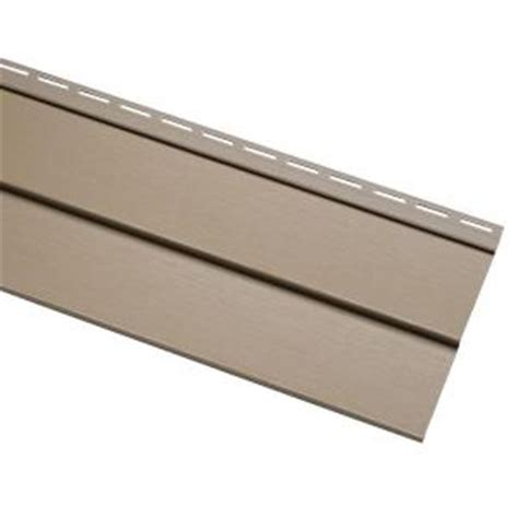 home depot paint vinyl siding cellwood progressions 4 in khaki vinyl siding