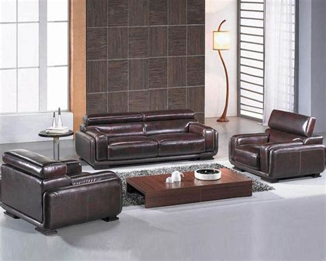 contemporary leather sofa sets leather contemporary sofa set 44lbo3919