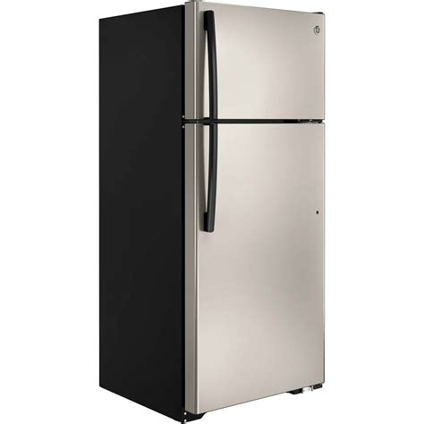 Home Furniture Sioux City by Gie18gchsa Ge 28 Quot 17 5 Cu Ft Top Freezer Refrigerator