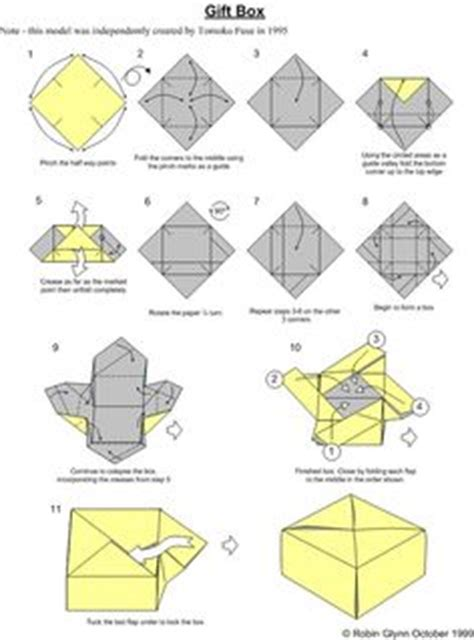 easy origami gift box how to fold a divider for an origami box origami boxes