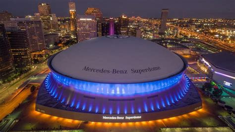 Where Is The Mercedes Superdome by Alliedpra Corporate Events Mercedes Superdome