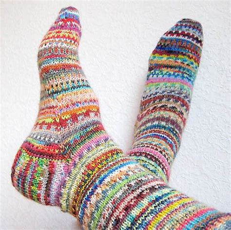 sock knitting quot get rid of terrible sock yarn quot socks not a pattern but