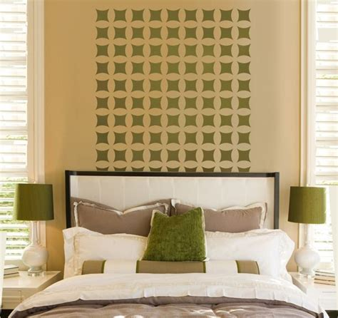 wall stencils for bedroom home decor wall stencils contemporary bedroom new