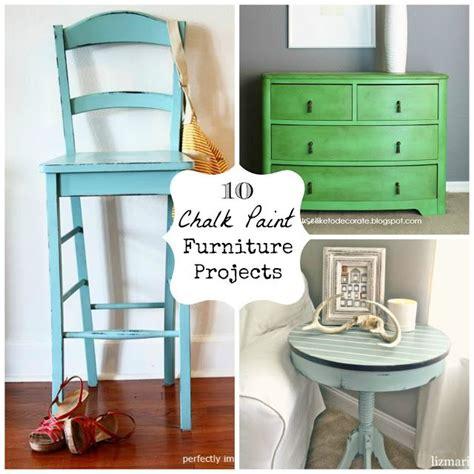chalk paint diy ideas 10 chalk paint furniture project ideas diy