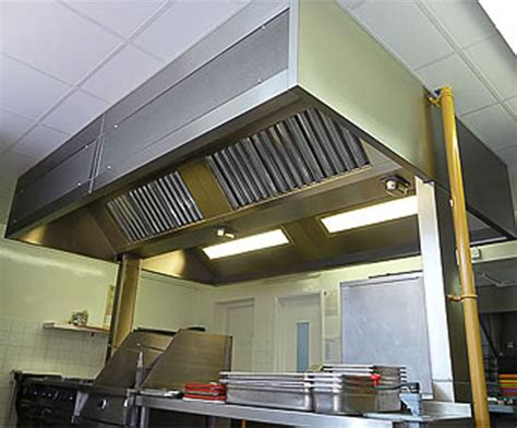 kitchen canopy lights kitchen canopy systems midtherm engineering esi