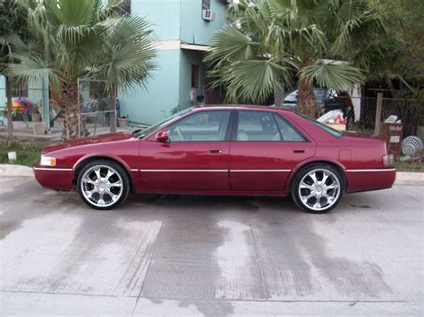 1994 Cadillac Sts by Spalaci6 1994 Cadillac Sts Specs Photos Modification