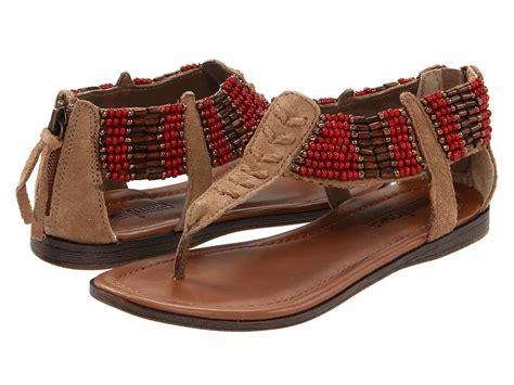 minnetonka beaded sandals minnetonka s ibiza passport collection sandal beaded