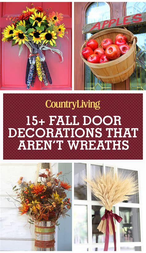 autumn front door decorating ideas 18 fall door decorations ideas for decorating your front