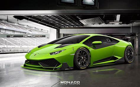 Lamborghini Huracan Super Trofeo [render]