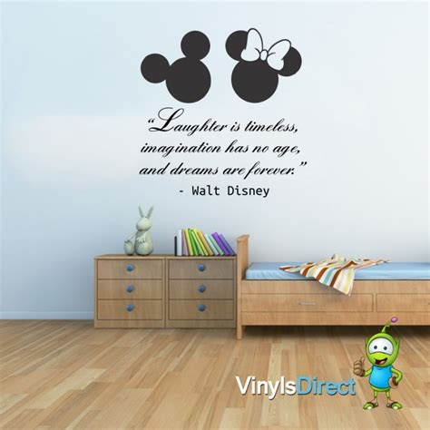 large disney wall stickers wall decal beautiful disney quotes wall decals disney