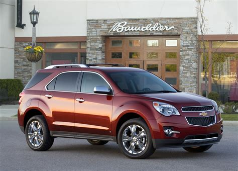Best 2010 Suv by 2010 Chevrolet Equinox Best Chevy Suv The Car Family