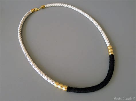 how to make jewelry with leather cord thanks i made it diy leather cord necklace with hardware