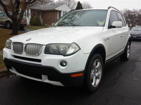 2007 Bmw X3 3 0si by Buy Used 2007 Bmw X3 3 0si Sport Utility 4 Door 3 0l In