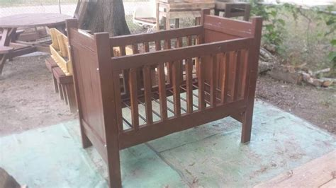 baby cradle crib baby cradle crib of wooden pallets pallet diy furniture
