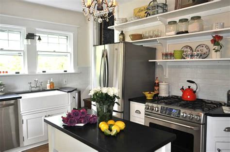win a basement makeover kitchen contest vote for your favorite small kitchen