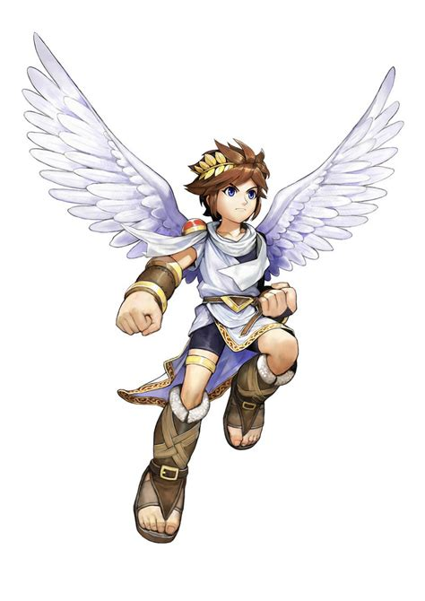 kid icarus uprising nintendo 3ds kid icarus uprising wasn t originally meant