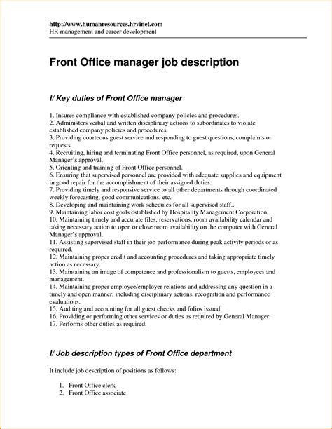 duties of a front desk officer front desk hotel responsibilities desk design ideas