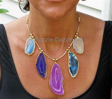 how to make agate jewelry how to make agate jewelry style guru fashion glitz
