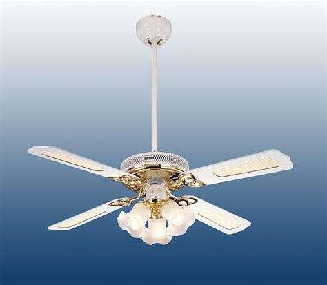 48 Ceiling Fan by 44 Inch Conservatory Ceiling Fan White Polished Brass