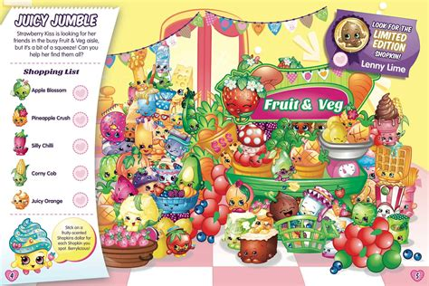 picture search books shopkins seek and find book by bee books