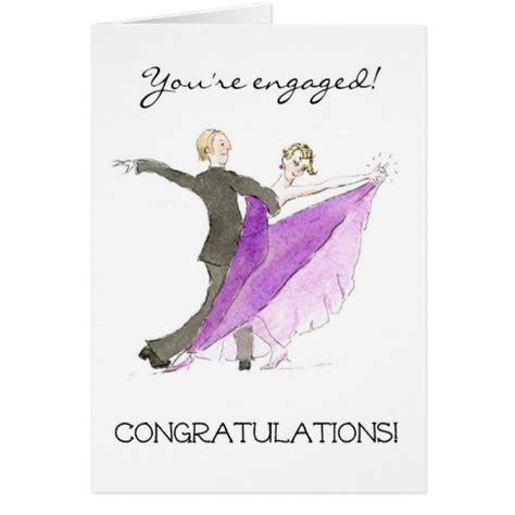 how to make a congratulations card engagement congratulations card zazzle
