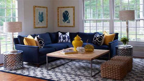 blue sofa in living room navy blue sectional sofa navy blue sofa decorating ideas