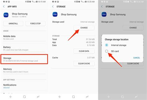 make apps to sd card how to move apps to the microsd card on your galaxy