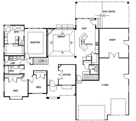 rambler floor plans with basement 25 best ideas about rambler house plans on
