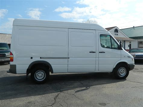 2006 Dodge Sprinter by 2006 Dodge Sprinter Pictures Cargurus