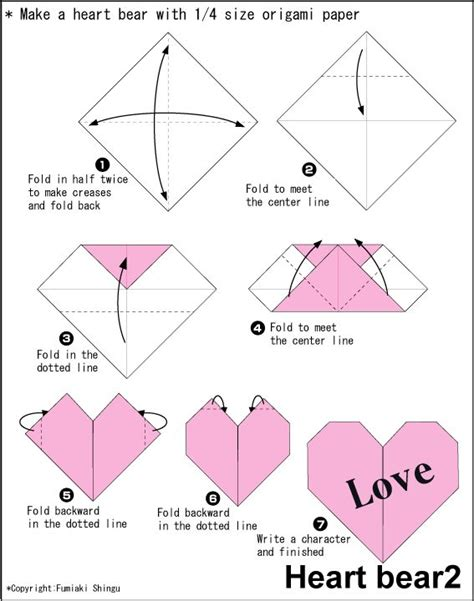 how to make origami shapes step by step origami origami