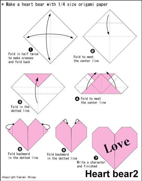 origami hearts origami origami