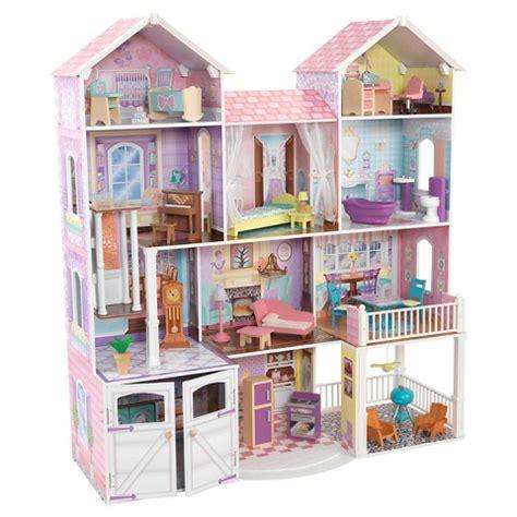kid craft dollhouse kidkraft country estate dollhouse target