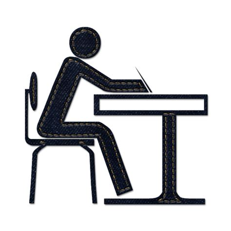 student at desk student at desk desks icon 064228 187 icons etc