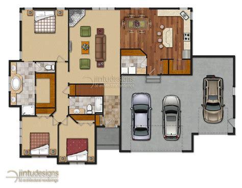 floor planner 2d color floor plan residential floor plans 2d floor plan