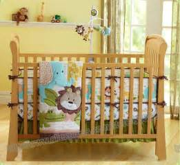 boy baby cribs 7 pieces lovely baby bedding crib set forest printed