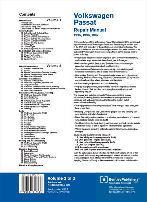 online car repair manuals free 1995 volkswagen passat engine control service manual online auto repair manual 1995 volkswagen passat electronic valve timing