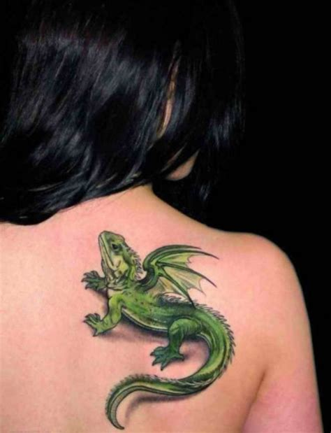 30 incredible lizard tattoos with meanings art and design
