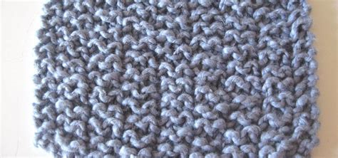 rib knit how to knit the garter rib stitch 171 knitting crochet