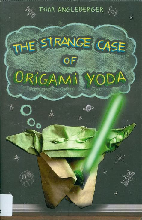 origami yoda book 6 hutchesons grammar school primary library the strange