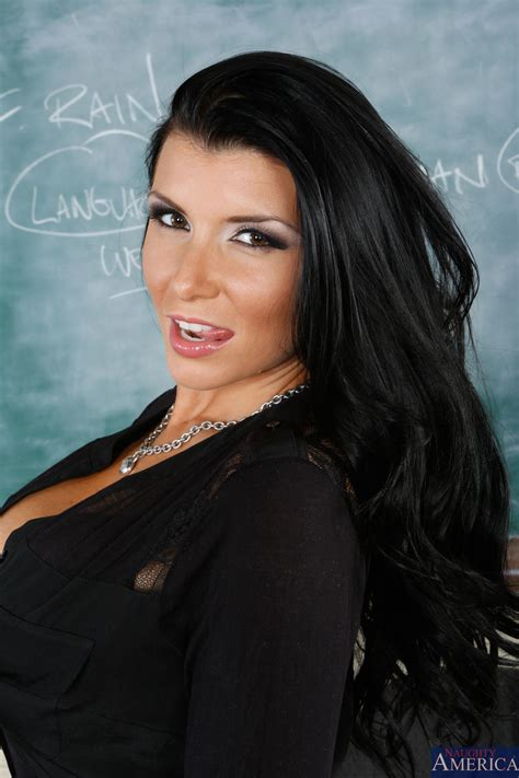 pictures from romi rain in romi rain and johnny castle in
