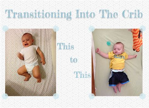 baby transition to crib how to transition your baby to the crib ali damron