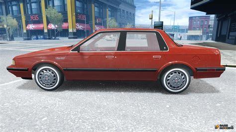 all car manuals free 1993 oldsmobile ciera electronic throttle control oldsmobile cutlass ciera 1993 for gta 4