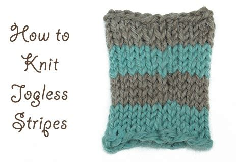 jogless stripes knitting 17 best images about knitting 2 colors on