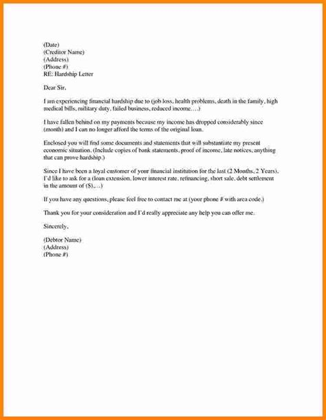 Modification Letter by 7 Sle Hardship Letter For Child Support Ledger Paper