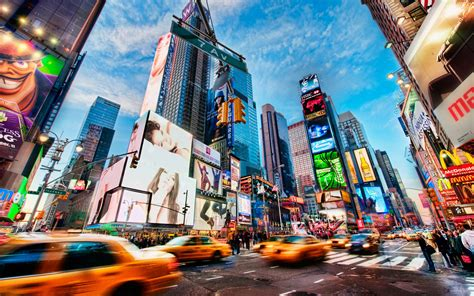 times square times square new york wallpapers hd wallpapers