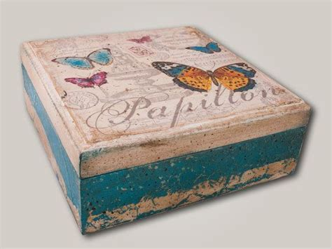 decoupage jewelry box ideas 25 best ideas about decoupage box on farewell