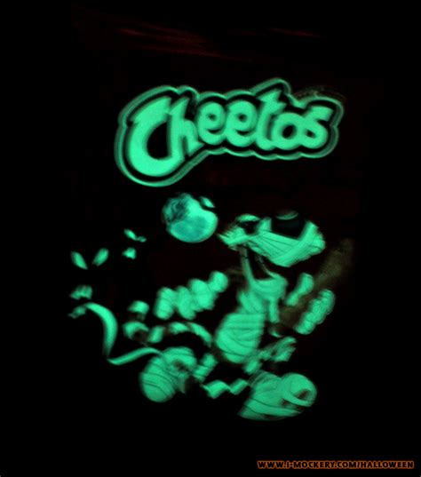 glow in the glow in the cheetos in mummy buckets