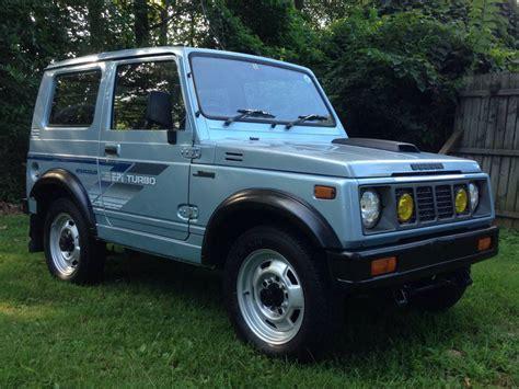 Suzuki Samurai Engine For Sale by 1990 Suzuki Samurai Tin Top For Sale In Washington D C